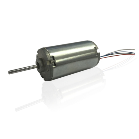 Brushless DC HSBLDC-3159